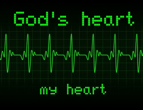 God's Heart My Heart