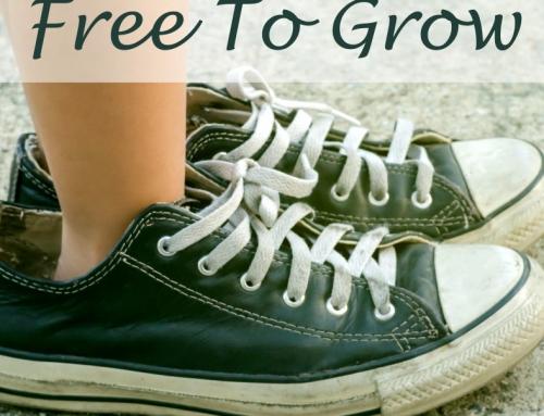 Free To Grow